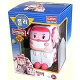 Robocar Poli - Amber (Transforming Robot Toy)