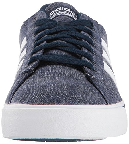 Adidas Mænds Cf Super Daglig Sneaker Kollegialt Marineblå / Hvid / Kollegialt Flåde 0CtvI