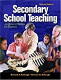 img - for Secondary School Teaching: A Guide to Methods and Resources (2nd Edition) book / textbook / text book