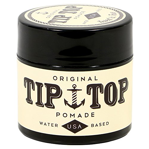 Tip Top Original Water Based Pomade 4.25oz (The Best Water Based Pomade)