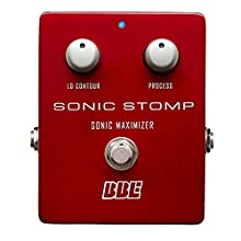 Bbe Sound Bbe Sonic Stomp Pedal