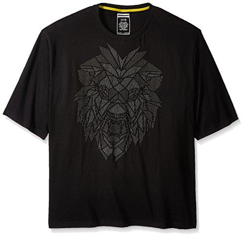 Sean john men s big and tall short sleeve roaring t shirt for Sean john t shirts for mens