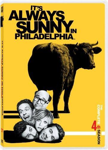 It's Always Sunny in Philadelphia: Season 4 [DVD] [Region 1] [US Import] [NTSC] by