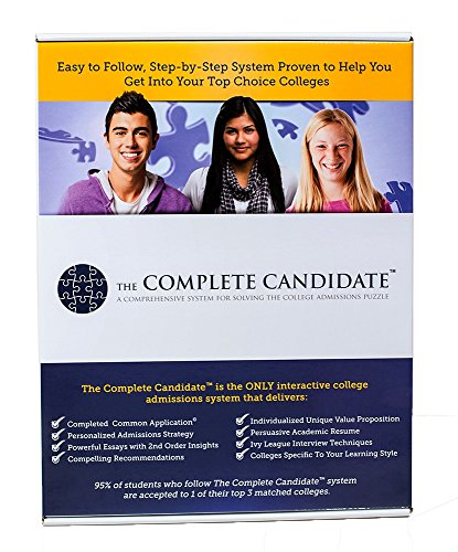 The Complete Candidate: A Comprehensive System for Solving the College Admissions Puzzle