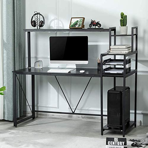 Sedeta 59 Inch Home Office Computer Desk