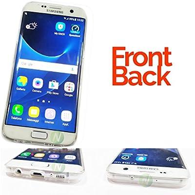 SACONET Note 7 Kit Anverso Reverso Funda para Samsung Galaxy Note 7 5.7