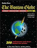 The Boston Globe Sunday Crossword Omnibus, Henry Hook and Emily Cox, 0812934318