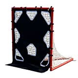 Predator Sports Lax R.A.T Box 4 x4 Goal Target Return- Lacrosse Goal Not Included