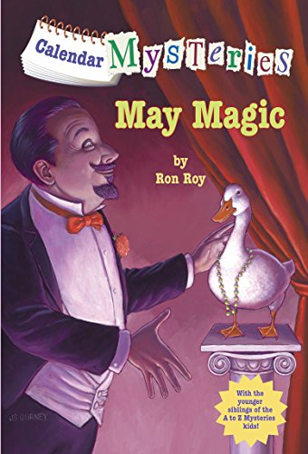 May Magic (Calendar Mysteries, No. 5)
