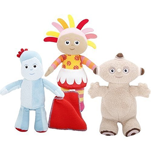 In The Night Garden 18cm Soft Plush Toys Full Set