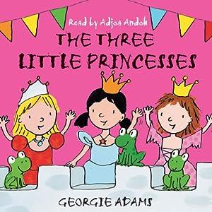 The Three Little Princesses Audiobook