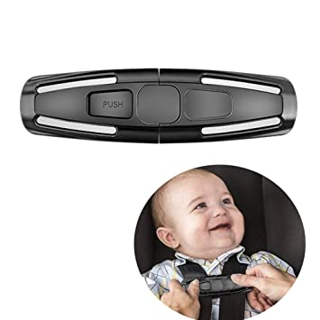 Universal Baby Chest Harness Clip Guard For Car Seat Lock Tite Stroller