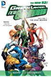 Green Lantern: New Guardians Vol. 1: The Ring Bearer (The New 52).