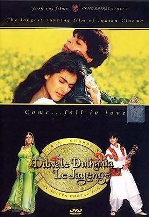 Amazoncom Dilwale Dulhania Le Jayenge Shah Rukh Khan Kajol