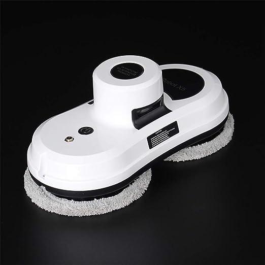 SHELLTB Robot para Lavar Ventanas Robot Aspirador para Windows Lavar aspiradoras Limpiador de Ventanas Robot Limpiador de Cristales de Ventanas Robot,1pcs: Amazon.es: Hogar