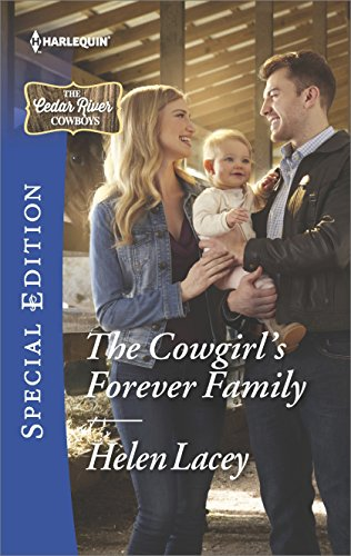 The Cowgirl's Forever Family by Helen Lacey