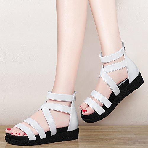 GTVERNH-rom - schuhe eine studentin die neue - - - schuhe mode sandalen alle mit titel koreanische sommer schuhe 8bd702