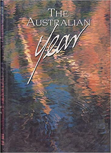 E-bøger kan downloades gratis Australian Year: The Chronicle of Our Seasons and Celebrations PDF RTF