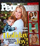 People Extra Magazine - Holiday 2012 Extra-at Home with Molly Sims & Family - 85 Stars 50 Recipes