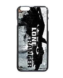 """The Lone Ranger Pattern Image Protective iphone 4 4s ("""") Case Cover Hard Plastic Case For iphone 4 4s - Inches"""