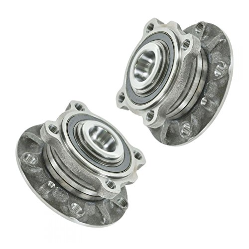 Bmw Front Wheel Bearing - Front Wheel Hub And Bearing Left & Right Pair for BMW 5 Series Z8 E39