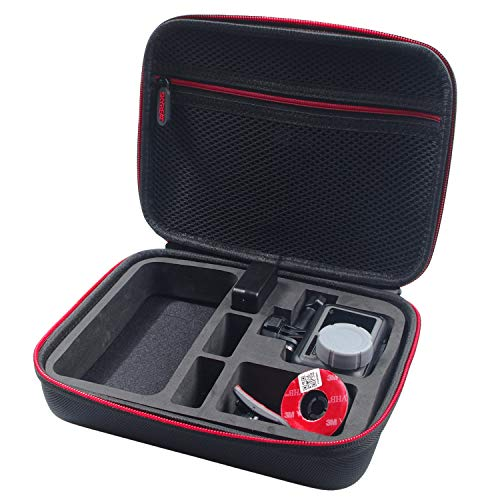 SKYREAT Hard Carrying Case Compatible with DJI Osmo Action Storage Protective Travel Bag for Osmo Action Acessories