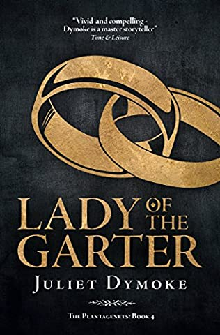 book cover of Lady of the Garter