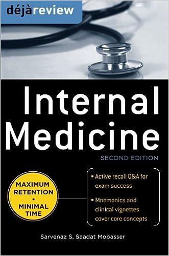 Kết quả hình ảnh cho Deja Review - Internal Medicine