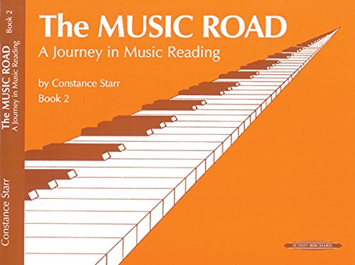 The Music Road, Bk 2: A Journey in Music Reading (Suzuki Piano Reference) ()