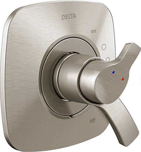 Delta Faucet T17T052-SS Tesla Tempassure 17T Series Valve Trim, Stainless