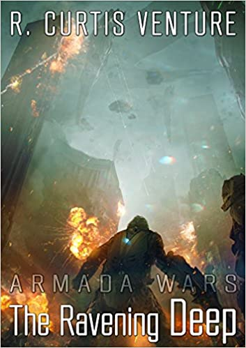 Download online The Ravening Deep (Armada Wars Book 3) PDF, azw (Kindle)