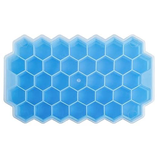 Moldes y bandejas para hielo,Utilidad doméstica de silicona para ...