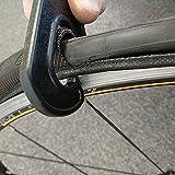 TyreKey Unisex's Tyre Lever, Black, One Size