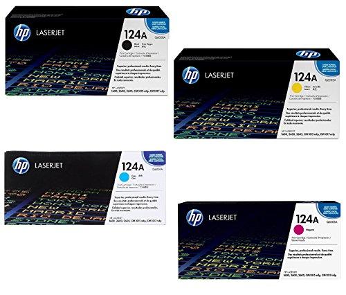 Hewlett Packard LaserjetToner CB541A Tri Pack product image