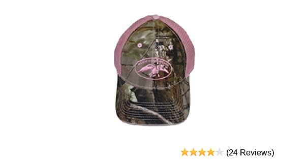 f3b61a2dbd0a5c Amazon.com : DUCK COMMANDER Women's Mesh Hat, Camo/Pink : Hunting Hats :  Sports & Outdoors