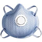 Moldex 2300 N95 Particulate Respirator Dust Mask, Medium/Large, Pack of 10 Each