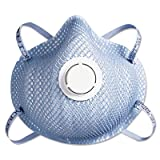 2300N95 Series Particulate Respirator, Half-Face Mask, Medium/Large, 10/Box, Sold as 10 Each