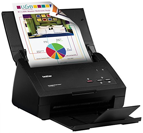 Brother High Speed Desktop Document Scanner
