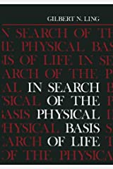 In Search of the Physical Basis of Life Hardcover