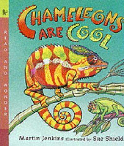 Chameleons Are Cool (Read & Wonder) PDF