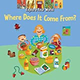 Where Does It Come From?, Anne-Sophie Baumann, 1554070090