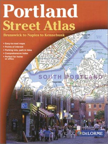 (Portland Street Atlas (USA StreetFinder Atlases))