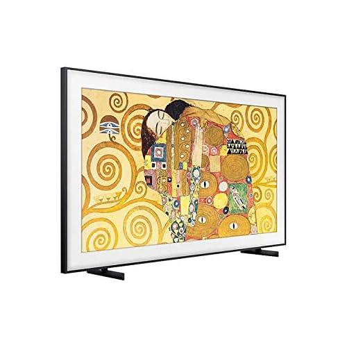 chollos oferta descuentos barato Samsung QLED 4K 2020 43LS03T Smart TV de 43 4K UHD HDR 10 Inteligencia Artificial Multi View Ambient Mode One Remote Control Soporte de pared No Gap Incluido con Alexa integrada