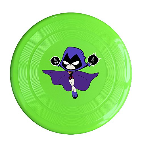 YYHU - Plastic Teen Titans Go Ultimate Sport Disc - KellyGreen (Kids Plush Dinosaur Wings Costume)