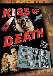 Kiss of Death (Fox Film Noir) (Bilingual)