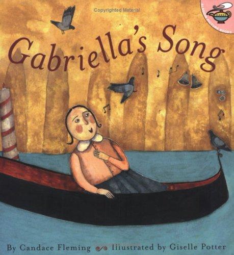Gabriella's Song (Aladdin Picture Books)- Buy Online in Guam at  guam.desertcart.com. ProductId : 16061044.
