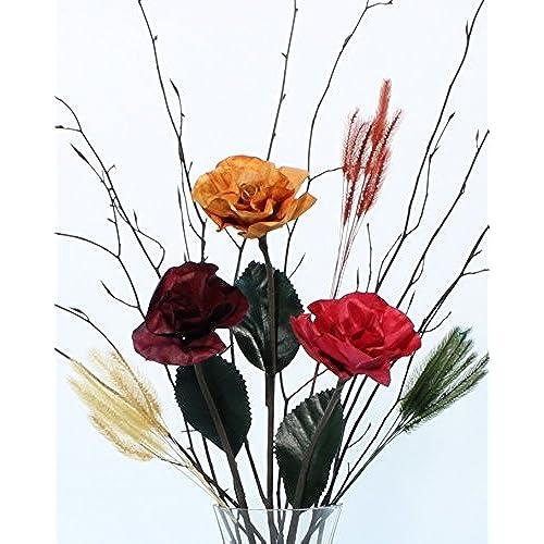 Dried Floral Arrangements Amazon