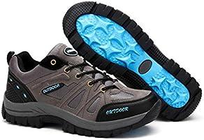 CAI Scarpe da Trekking comode da Uomo 2018 Scarpe da Trekking Invernali Invernali  Outdoor Uomo Scarpe Sportive Traspiranti di Grandi Dimensioni ... 6ab445947ec