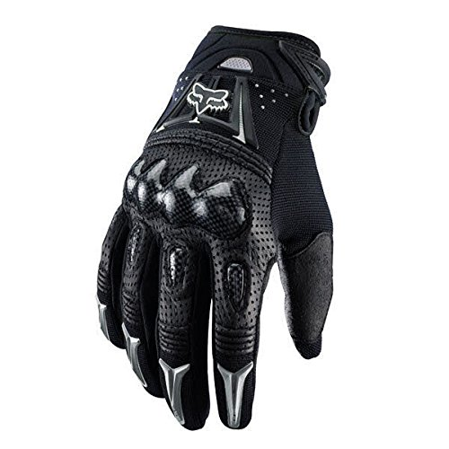 Fox Racing Bomber Gloves - X-Large/Black/Grey