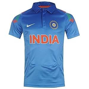 Amazon.com: Nike India Cricket Team Official ODI Uniform